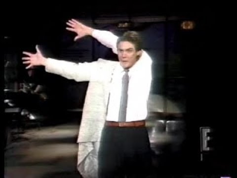 Jim Carrey's First Appearance on Letterman, July 25, 1984