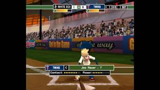 Backyard Baseball 2010 season - Game Squad singles