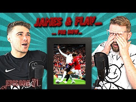 CAN LIVERPOOL COPE WITHOUT SALAH? | James & Flav For Now Podcast#7