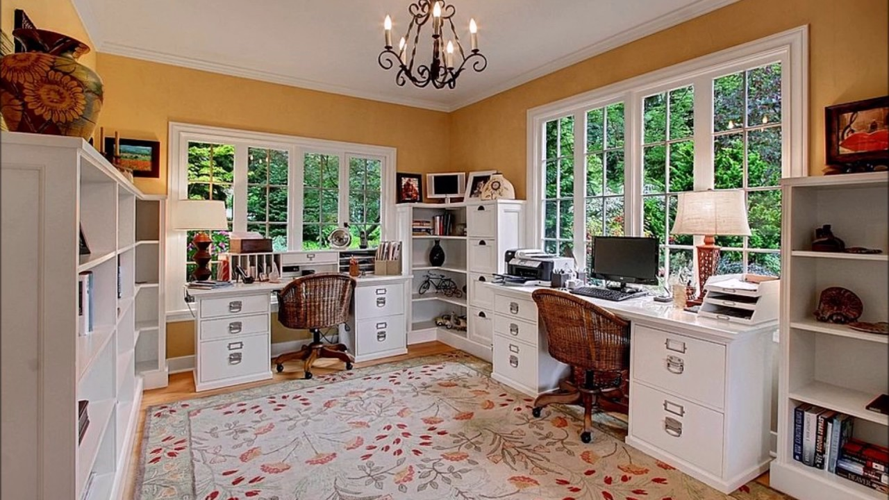 Office And Sewing Room Ideas