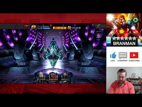 Opening My Next 6-Star Crystal - Who Will It Be - Marvel Contest of Champions