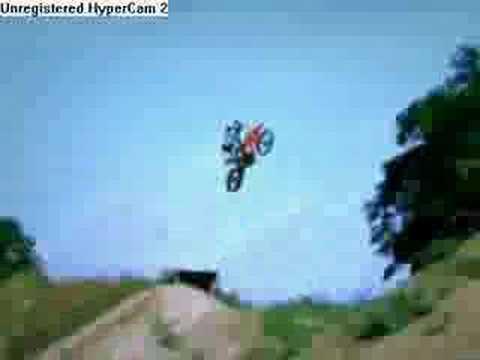 harsh ktm crash