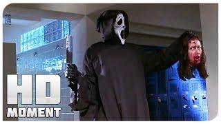 Маньяк убивает Баффи - Очень страшное кино (2000) - Момент из фильма