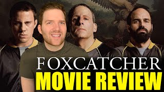 Foxcatcher - Movie Review