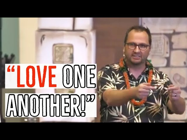 """Kaimuki Christian Chruch - LOVE One Another! Series: """"We Need One Another!"""""""