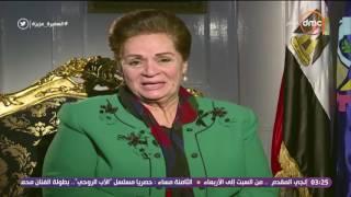السفيرة عزيزة - المهندسة/ نادية عبده: تلقيت هذا الخبر بسعادة بالغة وكل الشكر لمن رشحني لهذا المنصب
