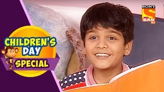 Children's Day Special | Tapu Sena's Enemy - The Exams | Taarak Mehta Ka Oolta Chashmah