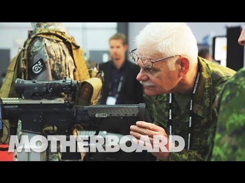 The Canadian Business of War: CANSEC