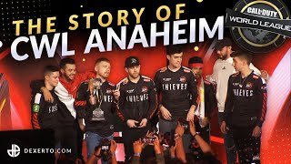 Story of CWL Anaheim 2019: How 100 Thieves Defended their Call of Duty Championship