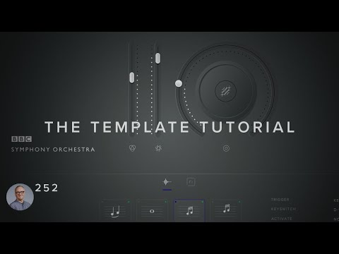 How To Use - ORCHESTRAL TEMPLATES