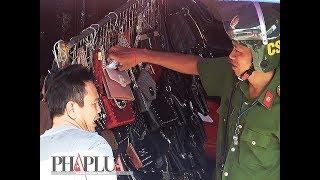 PLO - Chủ sạp 'quyền lực' giao vật giống tiền cho tổ cảnh sát