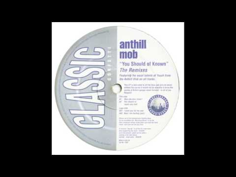 Anthill Mob - You Should Of Known (You Should Of, (Want You) 4x4)