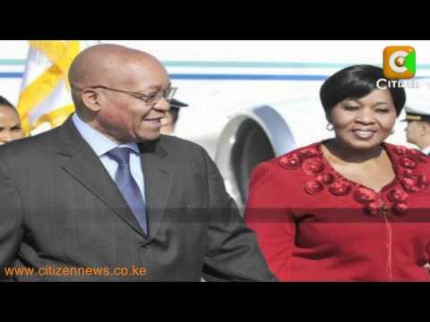 Zuma Set To Marry 6th Wife