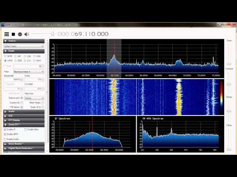 69.11 MHz Radio Stalitsa (Belarus) received with sporadic E propagation in the Netherlands