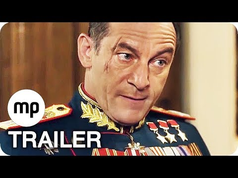 The Death of Stalin Film Clip & Trailer German Deutsch Exklusiv (2018)