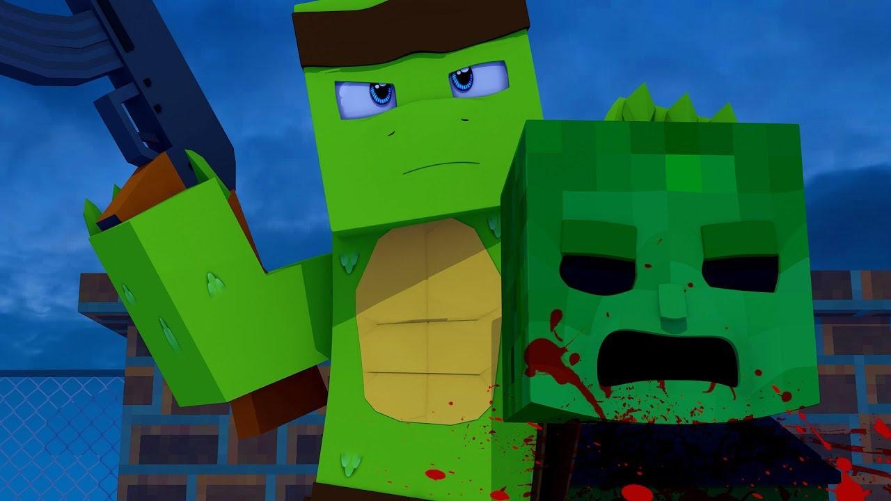Zombie Apocalypse - SLAYING ZOMBIES! #9