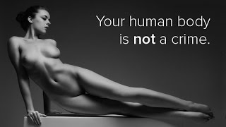 uncensored your naked body is not a crime is nude art photography obscene