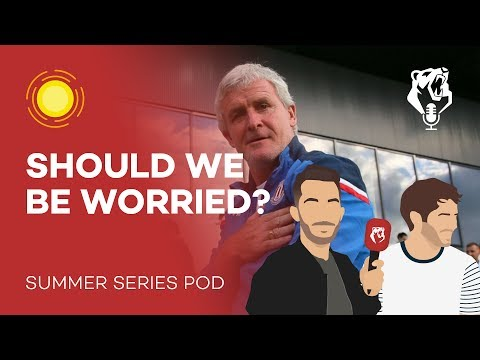 Should we be worried? | Summer Series | The Bear Pit Pod
