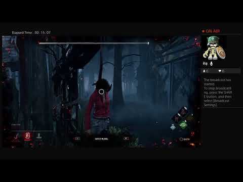 Playing dead by dead light  