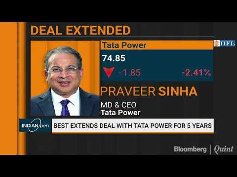 Tata Power: This Contract Is Good News For Tata Power #BQ