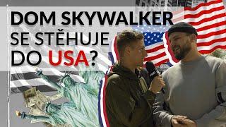 DOM SKYWALKER SE BUDE STĚHOVAT DO NEW YORKU?