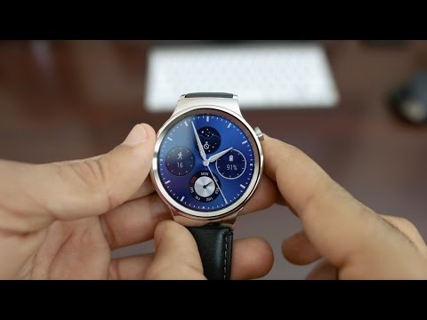 Huawei Watch Review: Best Android Wear?