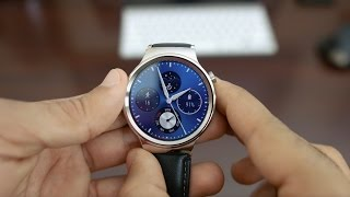 Huawei Watch Review: Best Android Wear?(, 2015-10-13T20:49:18.000Z)