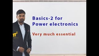 Essential Basics for Networks and Power Electronics | PiSquare Academy