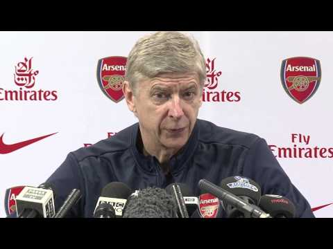 Arsene Wenger: Arsenal face major injury crisis