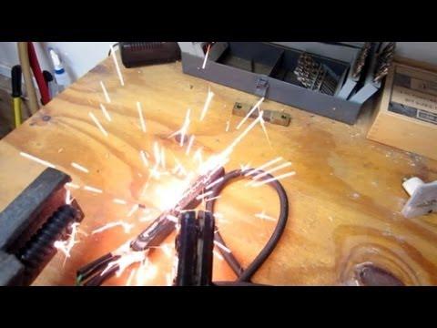 20 Homebuilt Dc Welder Easy Start Circuit Youtube