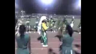 Coachella Valley HS Genie Dance Football Game
