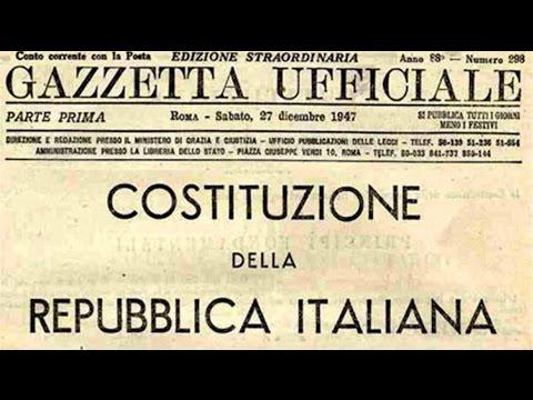 Confronto sul Referendum della Costituzione italiana