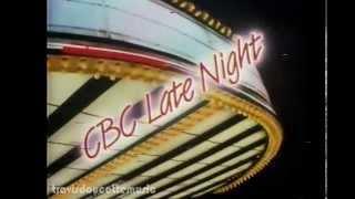 CBC Late Night Movie Intro (80's)