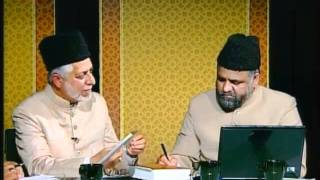 Was Hadhrat Mirza Ghulam Ahamds (as) life as prophets used to live-persented by khalid Qadiani.flv