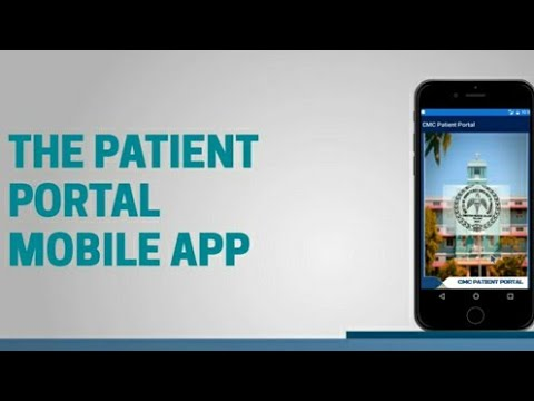 CMC HOSPITAL APPOINTMENT  NEW android App full tutorial