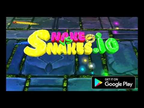 Snake Game.io - Multiplayer