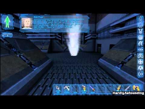 Deus Ex [Non-Lethal] Part 25 - Ocean Lab