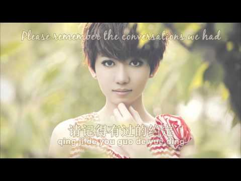【洪辰】 Tears Too Young (眼淚太年輕) lyrics [PINYIN+CH+ENG] HD