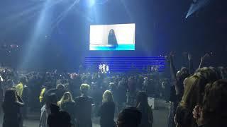 Lady Gaga wins AMA best pop rock female. Capital One Arena. Washington D.C.