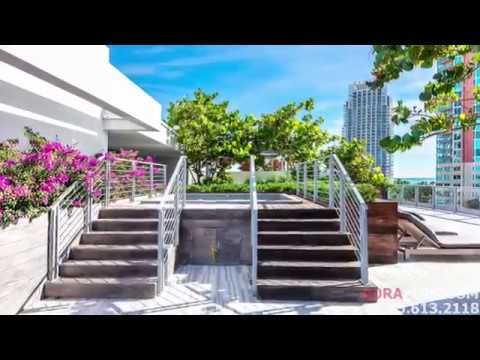Marea Penthouse 3 with Private Rooftop Pool & Sky Deck ~ 800 S Pointe Drive, Miami Beach