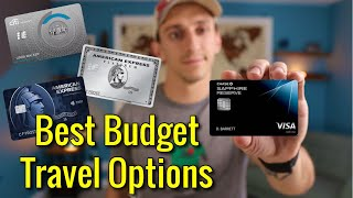 BEST Credit Card Ecosystems for BUDGET TRAVELERS