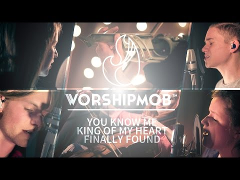 Venture 3: You Know Me, King Of My Heart, Finally Found Where I Belong - WorshipMob