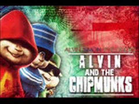 Chipmunk ~ I Want an Alien for Christmas