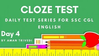 Error Detection Test Series For SSC CGL and CHSL - Error Detection Day 4