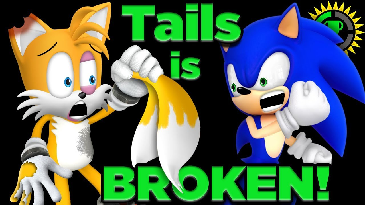 Game Theory Could Tails Really Fly Sonic The Hedgehog Youtube