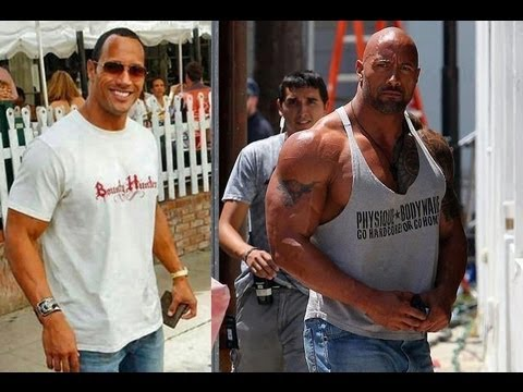 '' The Rock '' is He Natural????? - YouTube