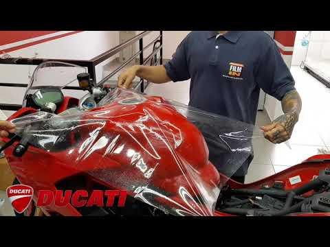 Ducati SuperSport Película De Proteção De Pintura