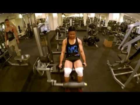 Gym Session - Leg Day(Melatih Otot Kaki) | INDOFITNESS