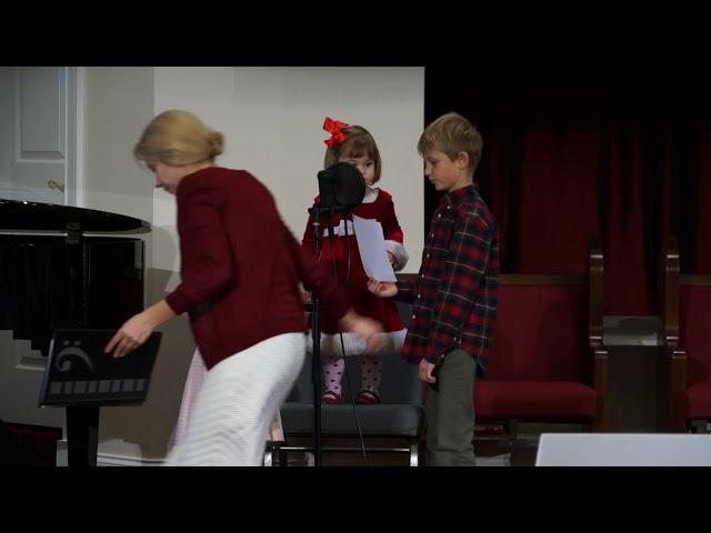 2017 Christmas Program
