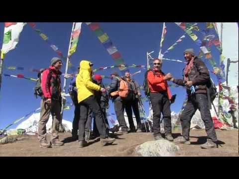 Trekking Gosaïkund Langtang Nepal avec Pierre Périssé Accompagnateur en Montagne